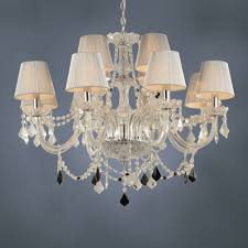Us 35999 Large Silver Modern Crystal Chandelier Lighting Crystal Lamp Vintage Lighting Fashion Chandelier Crystal Light With 12 Bulbs In