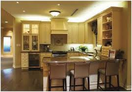 ... Redecor Your Design Of Home With Wonderful Great Lighting Above Kitchen  Cabinets And Would Improve With Images
