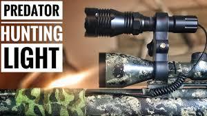 Kelley K Hunting Lights Best Predator Hunting Light On A Budget Vastfire