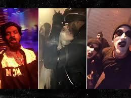 lebron james halloween costume. khloe kardashian \u0026 tristan thompson -- hardcore pda at cavs costume party lebron james halloween