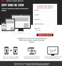 Mobile First Design Examples 19 Of The Best Landing Page Design Examples You Need To See