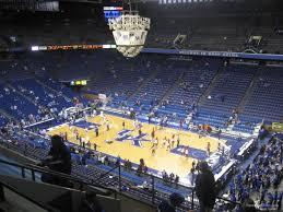 Rupp Arena Seating Chart Rupp Arena Section 211 Kentucky Basketball Rateyourseats Com