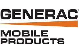 generac logo. Generac Mobile Products, LLC Logo E