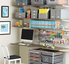 home office multitasking. Elfa Solutions; This Set Up Would Look Great In The Basement As A Multitasking Station Home Office ,