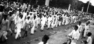 timeline india s freedom struggle