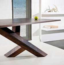 Interesting Dining Room Tables For Good Unique Dining Table Bases
