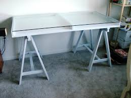 ikea glass table top style to