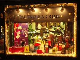 NY- Greenwich Village- Christmas Windows 3 | I Photo New York