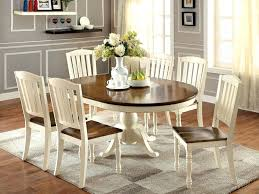 traditional dining chairs oval table complete with on the floor rugs covering decorated flow