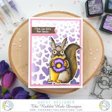 The Rabbit Hole Designs Guest Designing For The Rabbit Hole Designs Watercolored