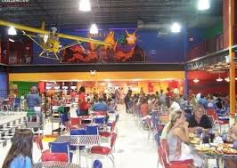 Playtime Pizza Little Rock Clubzone