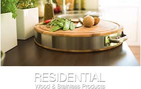residential wood stainless products