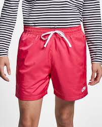 Nike Shorts Size Chart Uk Nike Sportswear Mens Woven Shorts