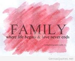 I Love My Family Quotes Amazing Family Quotes