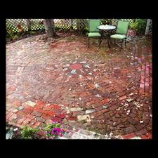 Brick Patterns For Patios Circular Brick Patio Home Design Ideas And Pictures