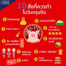 10 สิ่ง ที่ควรทำในวันตรุษจีน » PhillipLife Money