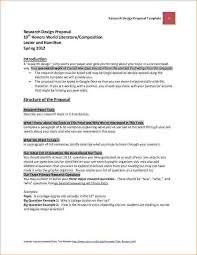 Paper Proposal Template Research Writing Abstract For Research Paper ...