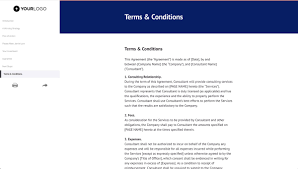 business services template this free business consulting proposal template won 38m