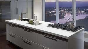 corian kitchen countertops. DuPont™ Corian® Kitchen Countertops, Sinks And Backsplashes Are Designed For Seamless Integration, Creating The Illusion Of A Single Flowing Solid Surface. Corian Countertops