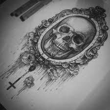 Tetování Lebka Význam