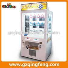 Key Master Vending Machine Mesmerizing Qingfeng Key Master Arcade Game Coin Drop Prize Vending Machine