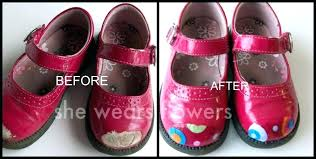 how to fix scuffed leather shoes shoe redo i have two favorite pairs of with remove