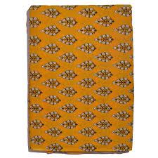 Small Buti Design Namdev Handicrafts Small Buti Print Jaipuri Fabric Handmade