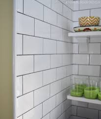 projects ideas wavy subway tile home design