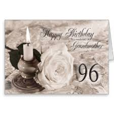 Image result for happy 96 birthday to my gran