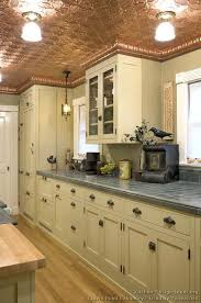 white traditional kitchen copper. traditional antique white kitchen copper h