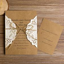 vintage rustic lace pocket wedding invitations ewls002 as low as Wedding Invitation Vintage Wording vintage rustic lace pocket wedding invitations ewls002 vintage wedding invitation wording samples