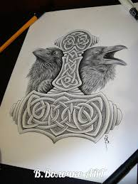 76990449 Pin By Chase Walters On Art Viking Tattoos Norse Tattoo