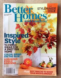 better home and garden magazine. Better Homes And Garden Magazine Your Home Gardens Decorating Landscaping . Logo T