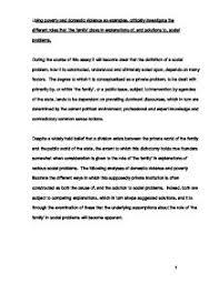 essays on domestic violence essays on domestic violence