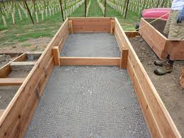 Small Picture Plain How To Build A Vegetable Garden Box This Raised Bed With For