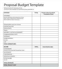 Bid Proposal Template Excel Construction Quote Microsoft ...