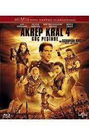 Universal Akrep Kral 4 Güç Peşinde (the Scorpion King 4 Quest For Power)  (blu-ray Disc) Fiyatı, Yorumları - TRENDYOL
