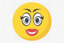 adorable emoji emoticon in love makeup emoticon icon makeup emoji png
