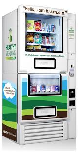 Vending Machine Moving Company Gorgeous Versatile HUMAN Food And Beverage Healthy Vending Machine