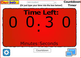 5 Minute Powerpoint Timer Awesome Countdown Timers For The Classroom