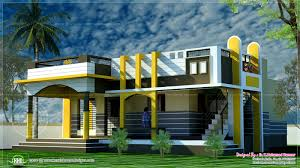 Small Picture Small Modern Homes Beautiful 4 BHK Contemporary Modern Simple 15