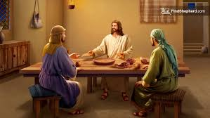 Image result for pictures of the disciples giving bread