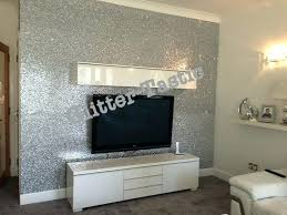 silver glitter wallpaper bedroom silver glitter walls silver glitter wallpaper bedroom ideas