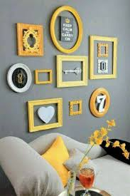 yellow wall decor for bedroom. Unique Decor Yellow Frame With White Or Gray Rubber Duck Silhouette Collage Frames Blue  And Bedroom With Wall Decor For A
