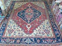 f 00204 persian antique serapi rug 10 x13 3 circa 1880 1900 s 13 500 00