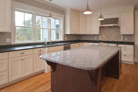stunning average kitchen countertop square footage as sizes s and installation of granite slab counters