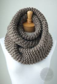 Knit Infinity Scarf Pattern Magnificent Infinity Scarf Knitting Patterns Crochet And Knit