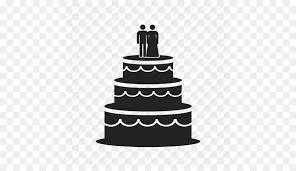 Wedding Cake Bakery Birthday Cake Computer Icons Bride Svg Icon