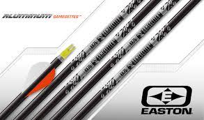 Easton Gamegetter Arrow Chart Gamegetter Easton Archery