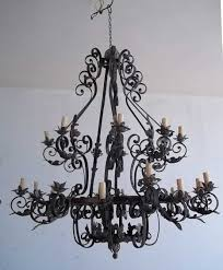 zspmed of wrought iron chandelier chandeliers for high ceiling foyer brushed nickel bedrooms uk rustic rod large with